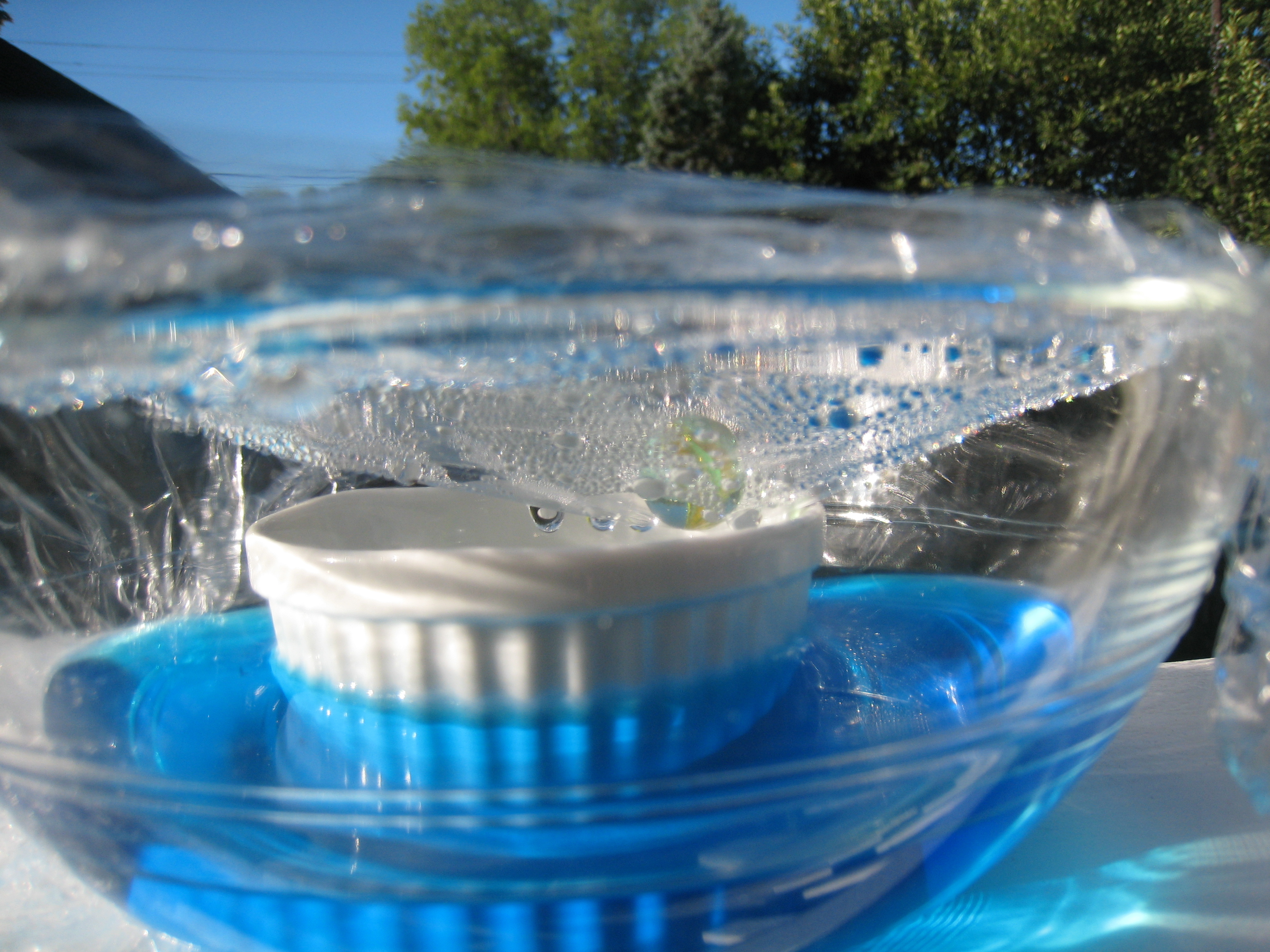 Solar Water Purification « The Kitchen Pantry Scientist