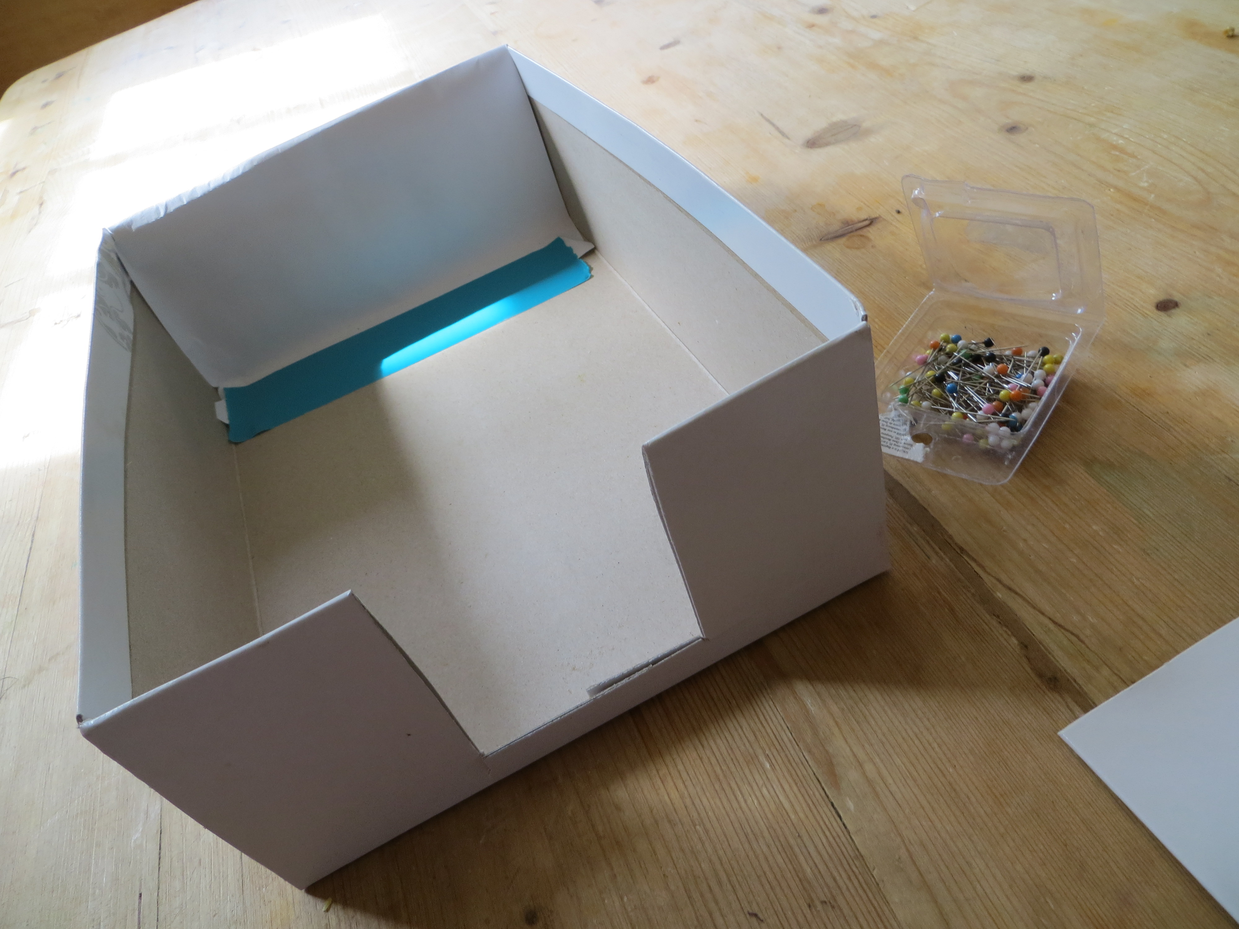 How To Make A Diy Shoe Box For Eclipse