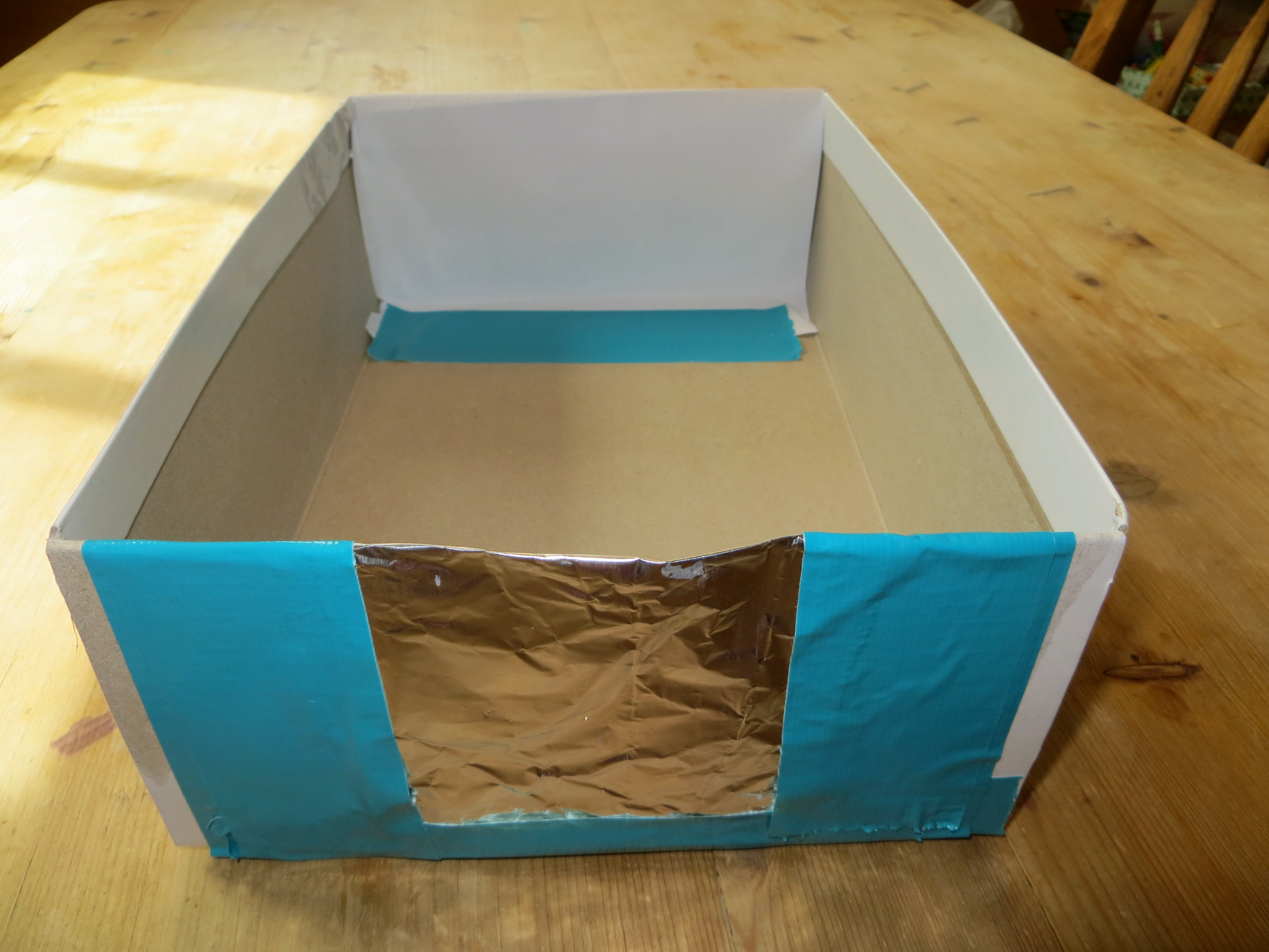 How To Make Shoe Box Eclipse Viewer