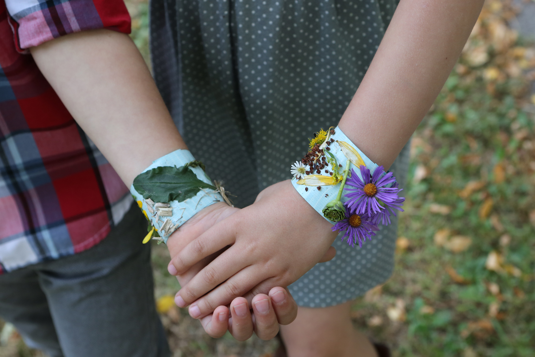 Nature Walk Bracelets From Kitchen Science Lab For Kids Quarry Books