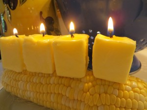 Butter Candles
