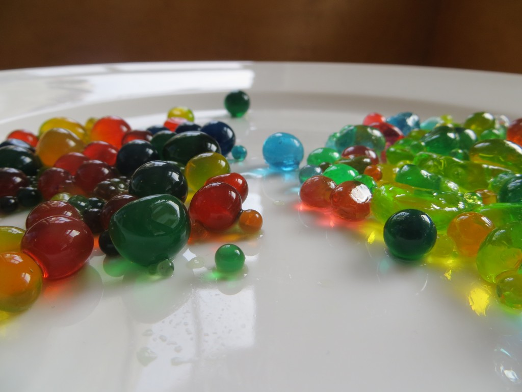 Homemade Magic Orbs- KitchenPantryScientist.com