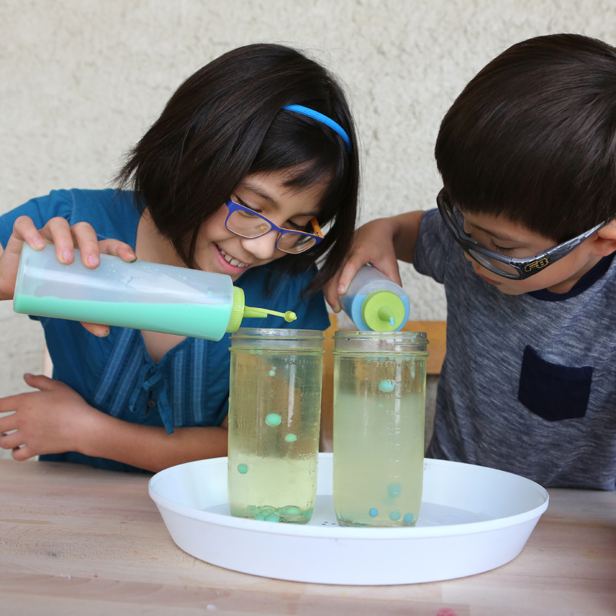 The Kitchen Pantry Scientist Simple Circuits For Kids Science School Home Different Recipes Same Oil Spherification From Steam Lab Quarry Books 2018